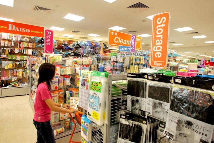 Mr Hirotake Yano, founder and president of Daiso Sangyo Corp, was one of the country's first vendors to adopt a single-price model.