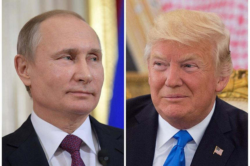 Russian President Vladimir Putin and US President Donald Trump are set to meet on Friday (July 7).