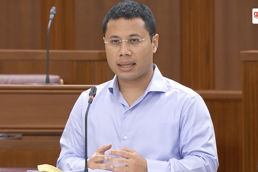Second Minister for Home Affairs Desmond Lee (pictured) responded to Mr Christopher de Souza (Holland-Bukit Timah GRC), who asked for an update on the threat posed by radicalised foreigners in Singapore.