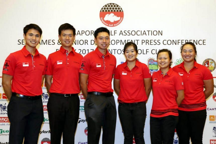 The Singapore Golf Associaiton will be announcing the team that will be representing Singapore at the upcoming SEA Games at Sentosa Golf Club.