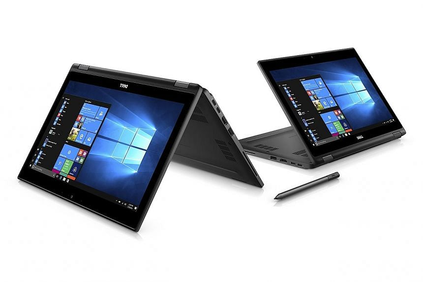The Dell Latitude 5289 comes bundled with the Active Pen, which is a battery-powered stylus with 2,048 levels of pressure sensitivity.