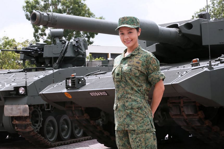 Hong Kong-based actress Apple Chan, 28, will play a female officer, to whom returning characters such as Sergeant Ong (Tosh Zhang), Lobang (Wang Weiliang), IP Man (Noah Yap) report. PHOTO: SHIN MIN