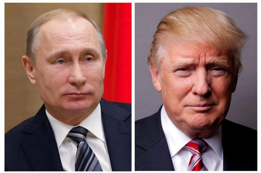 Russian President Vladimir Putin and US President Donald Trump will be meeting on July 7.