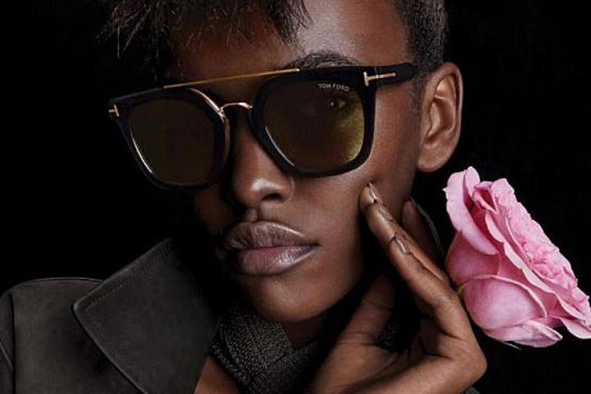 Eyewear with a brow bar - top bar that prominently links the two eye rims at the upper points of their perimeters - is the latest trend.