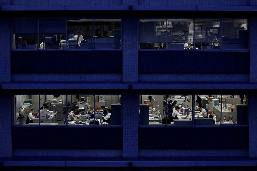 Job-hopping goes against the grain of Japan's work culture, where many companies hire graduates and employ them until they retire. But switching jobs for better conditions is no longer taboo amid a tightening labour market, and the trend is being led