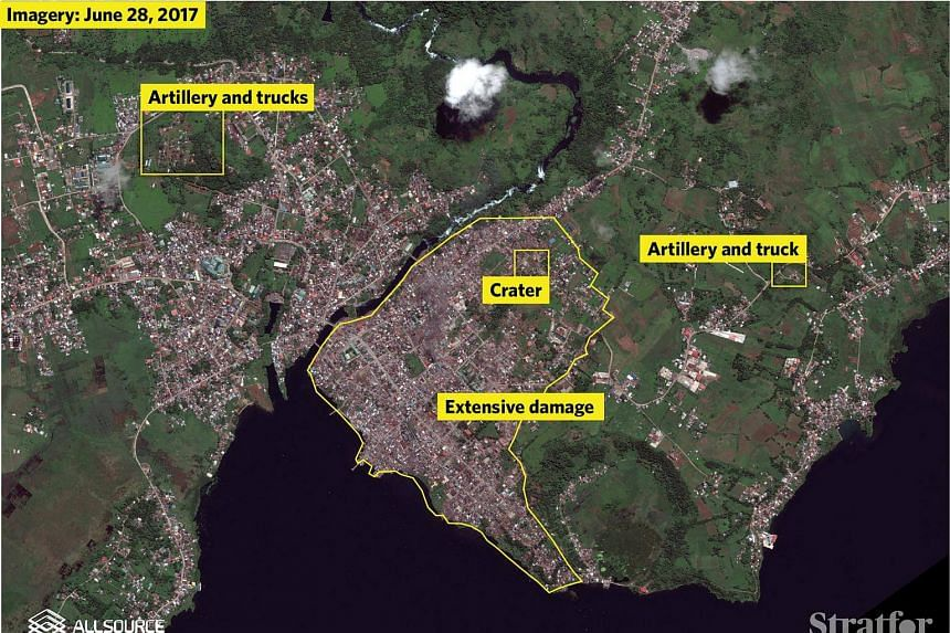 Since May 23, Philippine Forces have been the Islamic State affiliated Maute group in the city of Marawi.