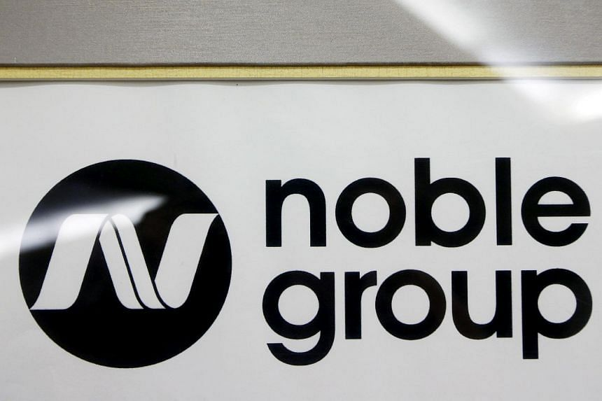Noble Group surges in Singapore with shares heading for the highest close since May.