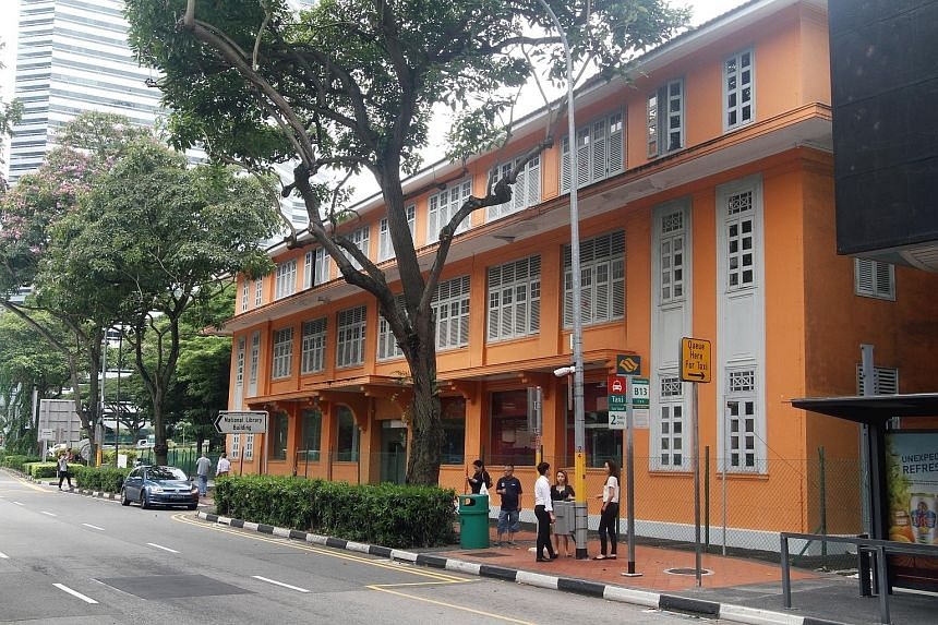 The 2ha Beach Road plot comes with the condition that the old police station be conserved. The reserve list site was put up for sale after a developer committed to bid at least $1.138 billion.