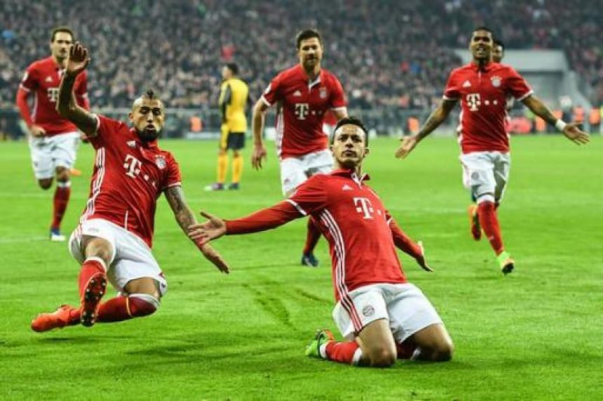 Bayern Munich will be bringing a full-strength squad with the exception of several players for ICC Singapore, which will take place from July 25-29 at the National Stadium.