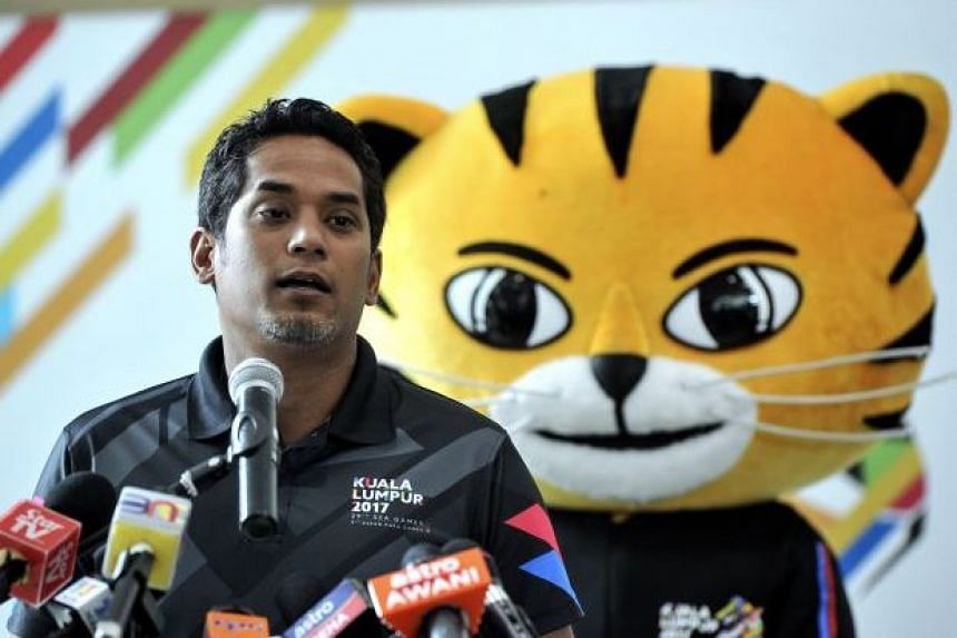 Malaysia's Youth and Sports Minister Khairy Jamaluddin has been endorsed as one of the seven-member equestrian polo team.