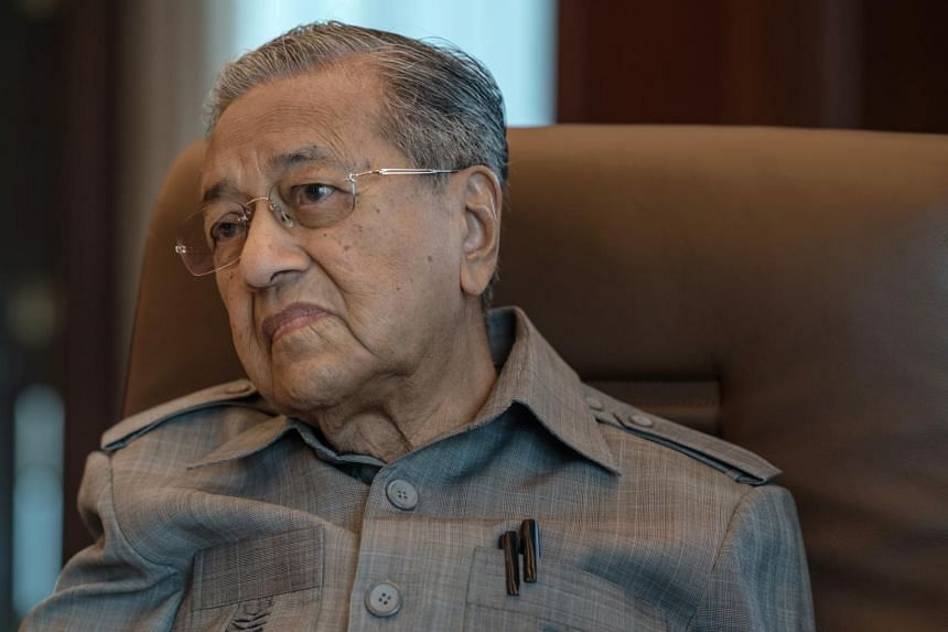 """Dr Mahathir Mohamad says he is not concerned about his legacy at this point in his life. """"I don't care much whether people remember me or not. If people remember, well and good. If they don't remember, it's all right, I'm dead anyway."""""""