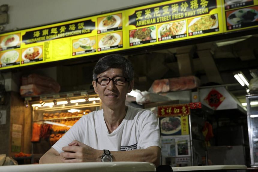 Mr Tan Boon Teck, second generation owner of Armenian Street Char Kway Teow, intends to sell his recipe or teach others how to cook char kway teow as he has contracted stage 3 cancer.