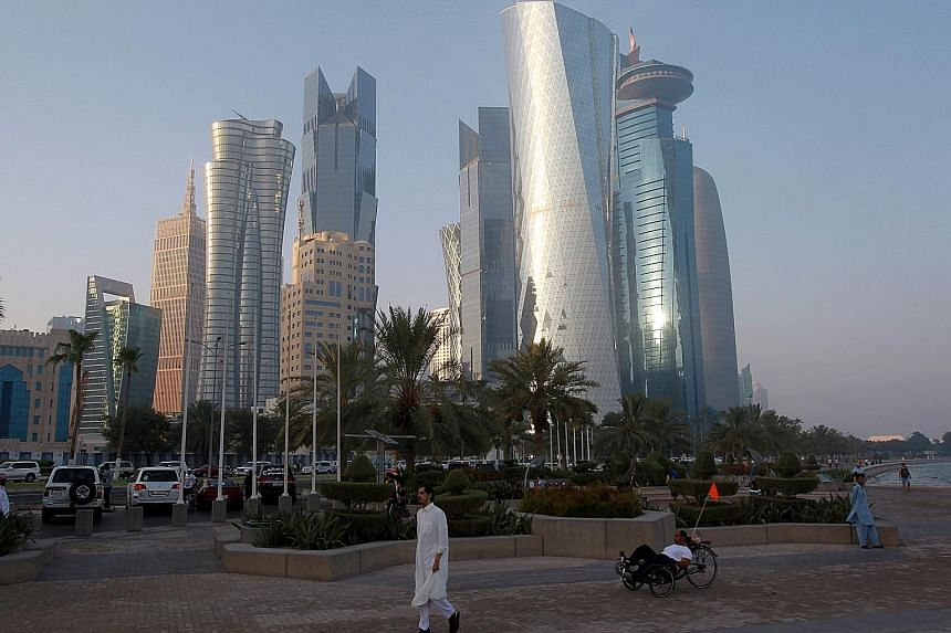 The sanctions imposed on Qatar by Saudi Arabia, Egypt, the United Arab Emirates and Bahrain include the closure of its only land border and suspension of all flights to and from the country.