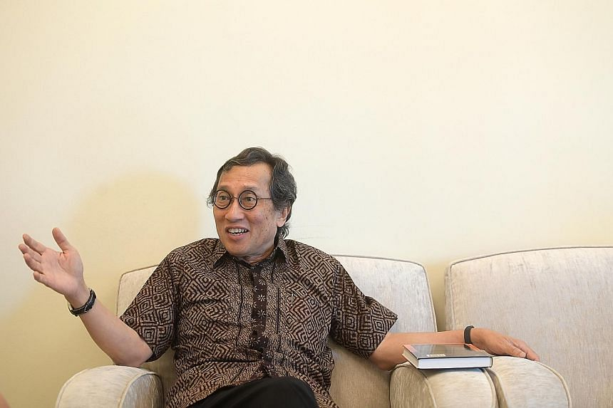 Singapore Is Not An Island: Views On Singapore Foreign Policy, published by Straits Times Press, is a collection of Mr Bilahari Kausikan's essays and speeches over the years. Ambassador-at-Large Bilahari Kausikan makes no bones about the fact that hi
