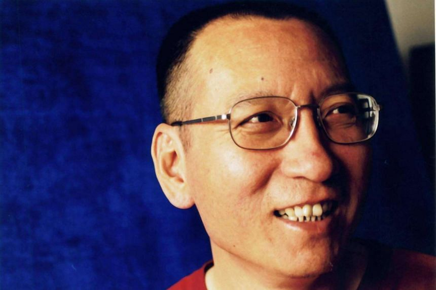 Chinese Nobel peace laureate, dissident and civil rights activist Liu Xiaobo in Beijing, China in 2010.