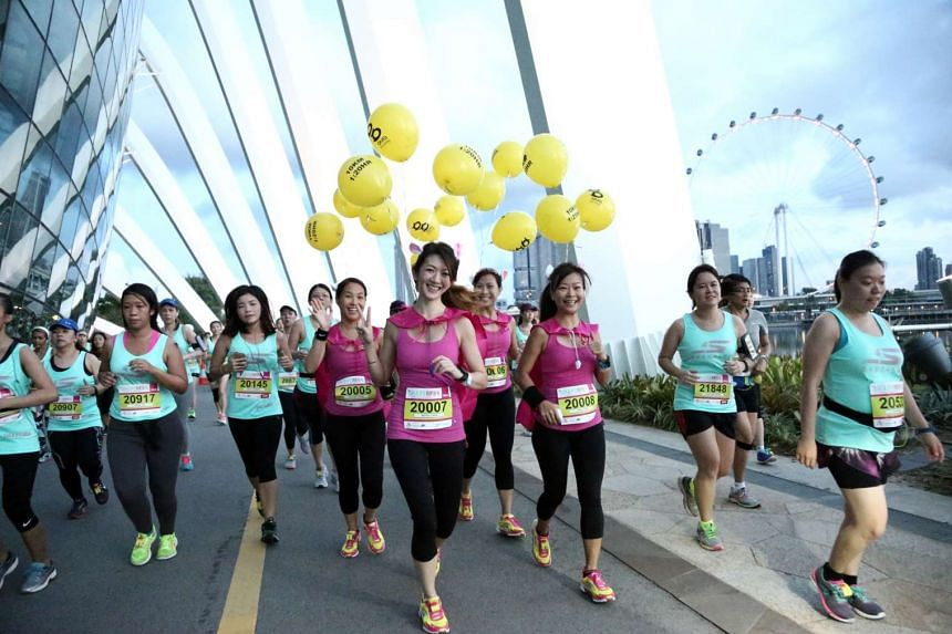 Signing up for events like the Shape Run is one way to motivate yourself if you need a new fitness goal.
