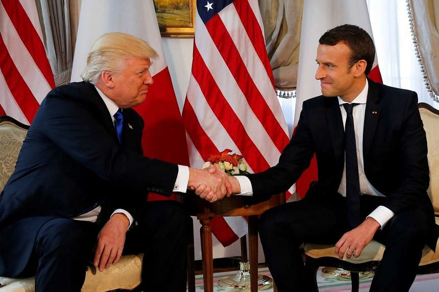 French President Emmanuel Macron will host a dinner for his US counterpart Donald Trump at Le Jules Verne, a restaurant in the Eiffel Tower.