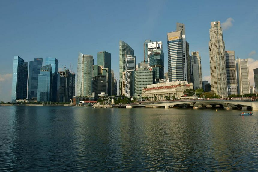 Grade A central business district rents rose 1.7 per cent from the first quarter.