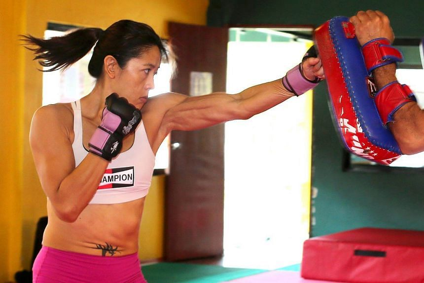 May Ooi, who represented Singapore at the 1992 Summer Olympics, will face Malaysian Ann Osman in the strawweight division (56.7kg) at the Stadium Negara on Aug 18.