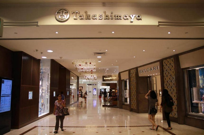 Ngee Ann Development lost its appeal on a rent calculation dispute with department store Takashimaya.