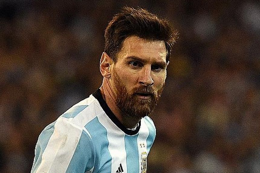 Barcelona forward Lionel Messi is set to become the world's highest-paid football player.