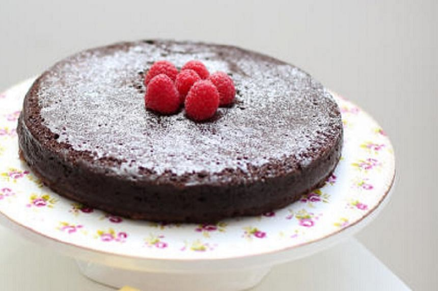 Additives such as E1200 (polydextrose), a synthetic low-calorie polymer of glucose, is used to replace sugar, starch and fats in cakes, confections and salad dressings.