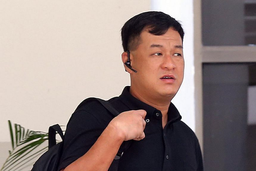 Christopher Liew Kuo Wei was sentenced to 4 months' jail and fined $14,000 for cheating.