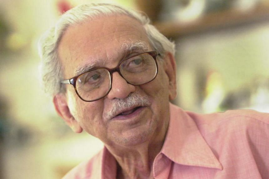 Pioneer-generation Singapore diplomat Maurice Baker died on Tuesday (July 11).