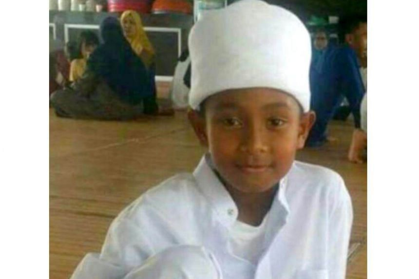 Mohamad Thaqif Amin Mohd Gaddafi whose legs were amputated following alleged physical abuse at a religious school in Kota Tinggi, Johor, has died at Sultan Ismail Hospital in Johor Baru on April 26, 2017 afternoon.