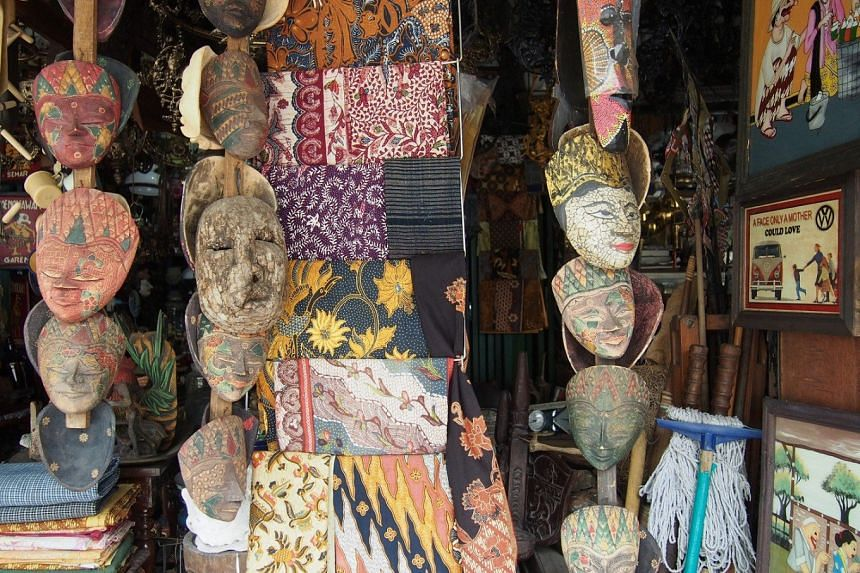 Triwindu Market in Indonesia sells antiques and more.