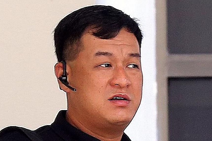 Christopher Liew Kuo Wei was sentenced to four months' jail and fined a total of $14,000.