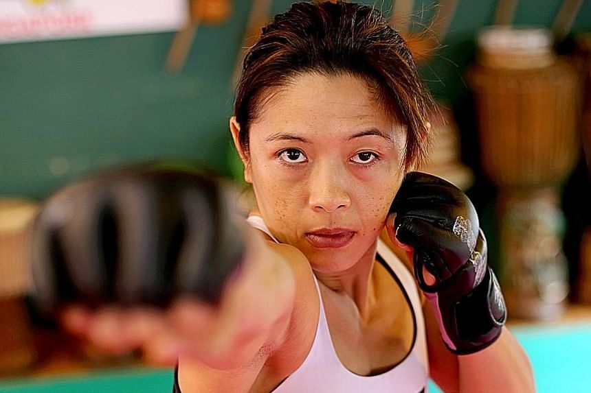 May Ooi's first bout as a One Championship fighter will see take her on Malaysian Ann Osman in Kuala Lumpur next month.