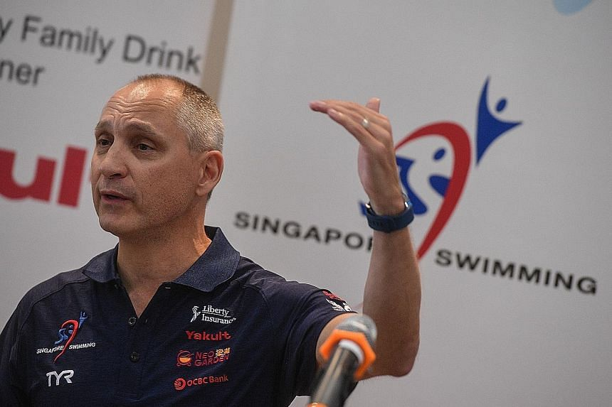 Local coaches have hailed the addition of Stephan Widmer to chart the national swimmers' progress, with the new head coach and Singapore Swimming Association performance director bringing with him a wealth of experience grooming Australia's swimmers,