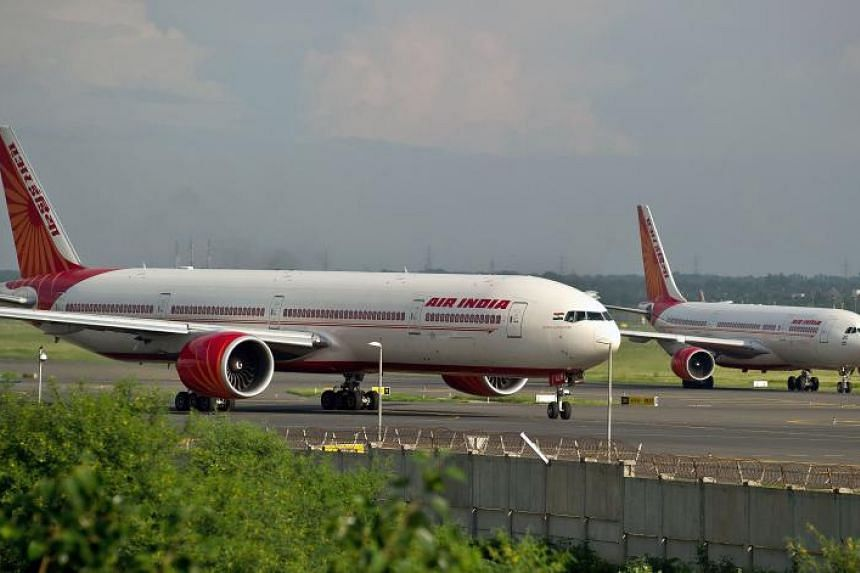 Air India announced on Monday that coach passengers on its domestic flights would now be offered only vegetarian meals.