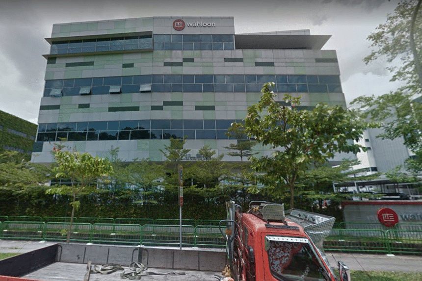 The man was arrested at 10.40pm that same day near Sentosa Gateway, and cash amounting to $115.60 was seized from him.