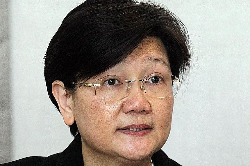 Ms Olivia Lum has joined a global advisory board that is part of a five-year plan to better serve women.