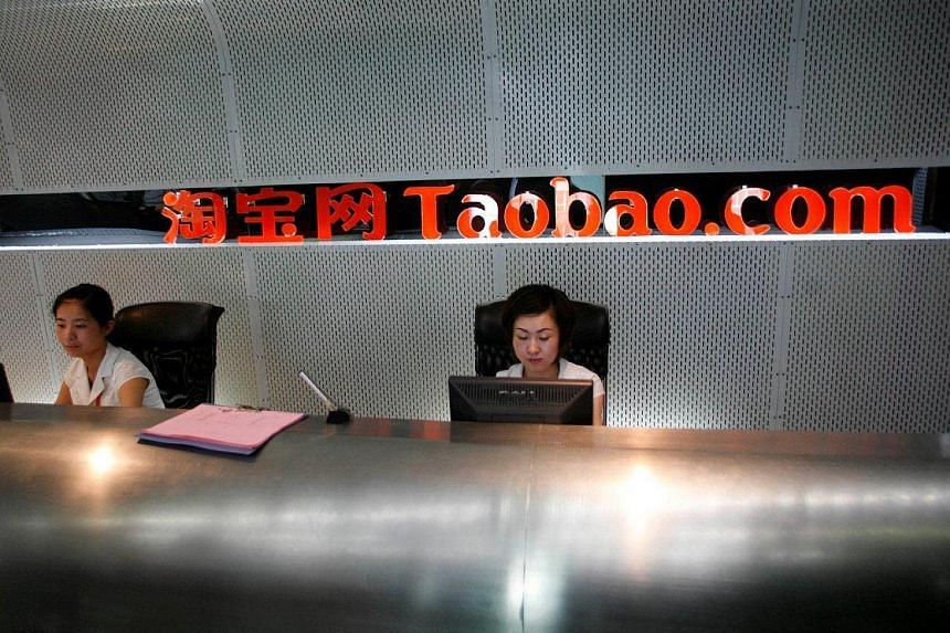 Taobao, China's biggest e-commerce platform known for its bargains, typically markets more than 1 billion yuan (S$204 million) of soured assets a day, according to Bloomberg calculations.