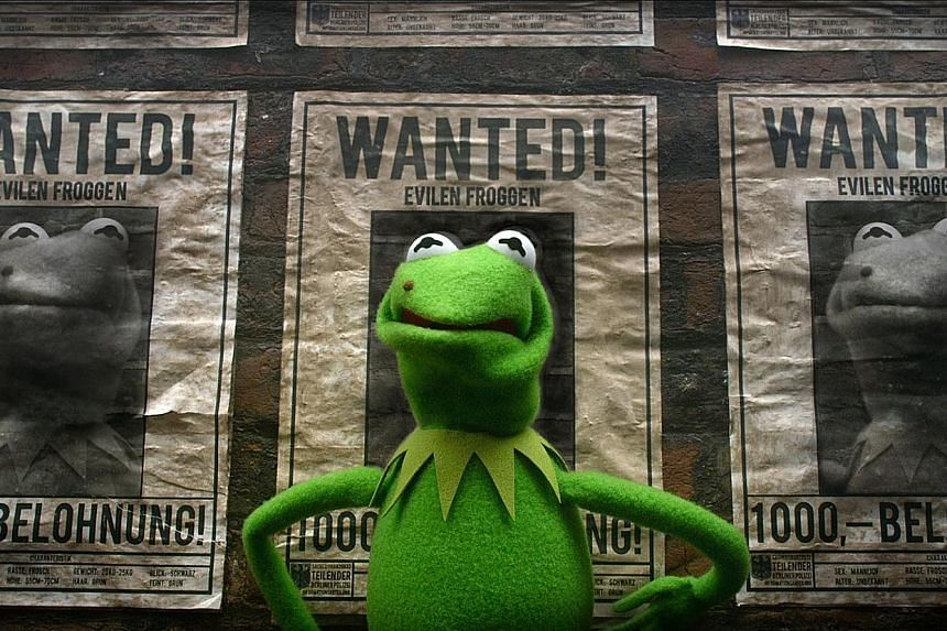 Kermit the Frog has been voiced by Steve Whitmire since 1990.