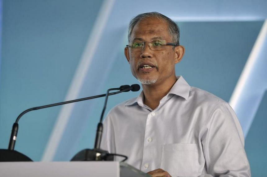 Minister for the Environment and Water Resources Masagos Zulkifli met senior officials from Palembang and Jakarta during his two-day visit to Indonesia this week.