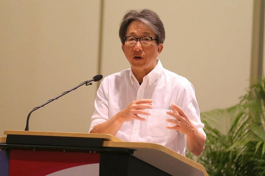 Singaporeans and PRs are making up over two-thirds of those employed in the infocomm sector, said Manpower Minister Lim Swee Say on July 12, 2017.