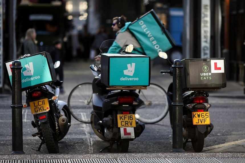 More and more people in Britain are working in fast-growing sectors such as takeaway delivery. Some say they are left without the protection enjoyed by workers in more traditional forms of employment.