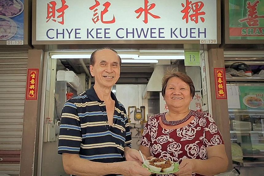 Chye Kee Chwee Kueh, which was featured in documentary Old Friends, has shuttered its business.