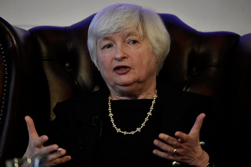 National Economic Council director Gary Cohn is the leading candidate to succeed Dr Yellen (above).