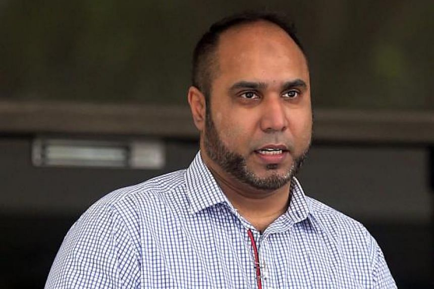 Nantakumar V. Ramachandra was found guilty of punching a taxi driver so hard in the face that the driver passed out.