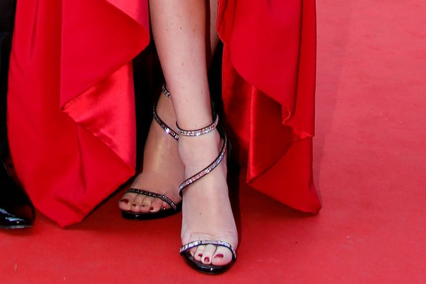 Get your feet in shape for pretty skin-baring footwear.