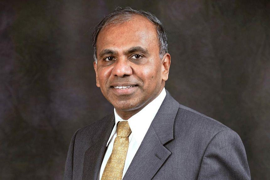 American scientist Subra Suresh has been named the president of NTU.