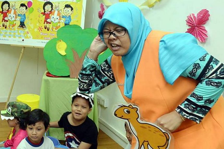 During the launch on Sept 9 at the Malay Heritage Centre in Kampong Glam, author and storyteller Jumaini Ariff will tell stories with live gamelan music accompanying her.
