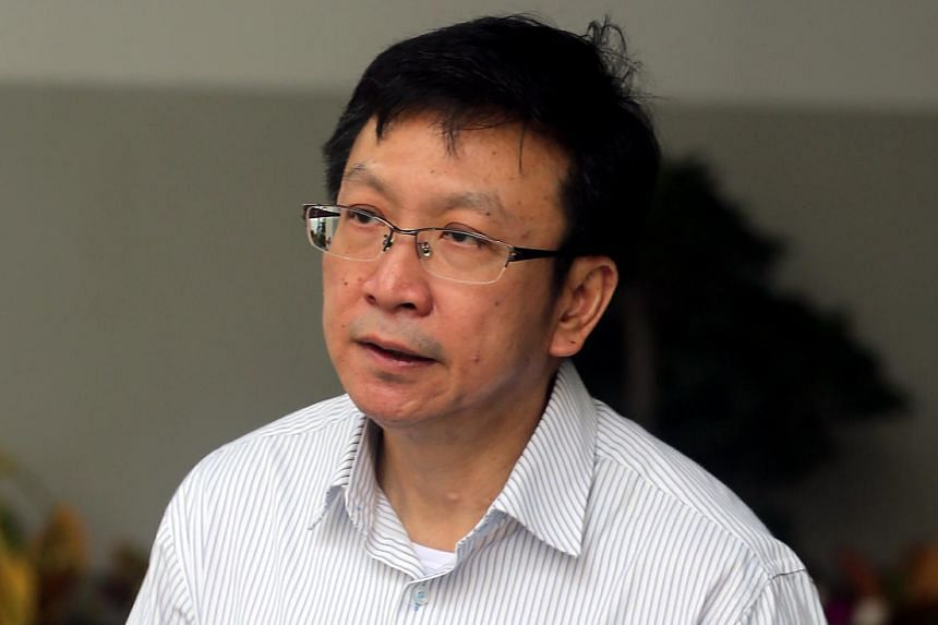 Khoo Buk Kwong was fined $10,000 for dishonestly making a document.