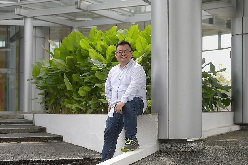 Mr Norman Yeo's media agency Tangy Lab implements strategies that improve sales for companies through digital marketing. He invests most of his money in his business. With his spare cash, he invests in stocks, local companies and overseas properties.
