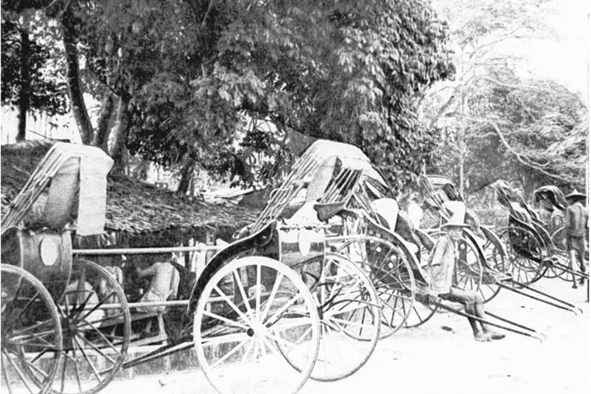 Rickshaws - or jinrikisha - were a common mode of transport in Singapore in the early 1900s. The National Museum of Singapore takes one through the history of the city-state, from ancient Singapura to its crown colony infancy to Syonan-to, and finall